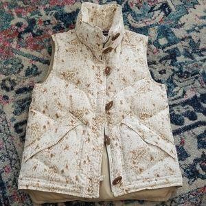 Patagonia  Down Womens vintage vest